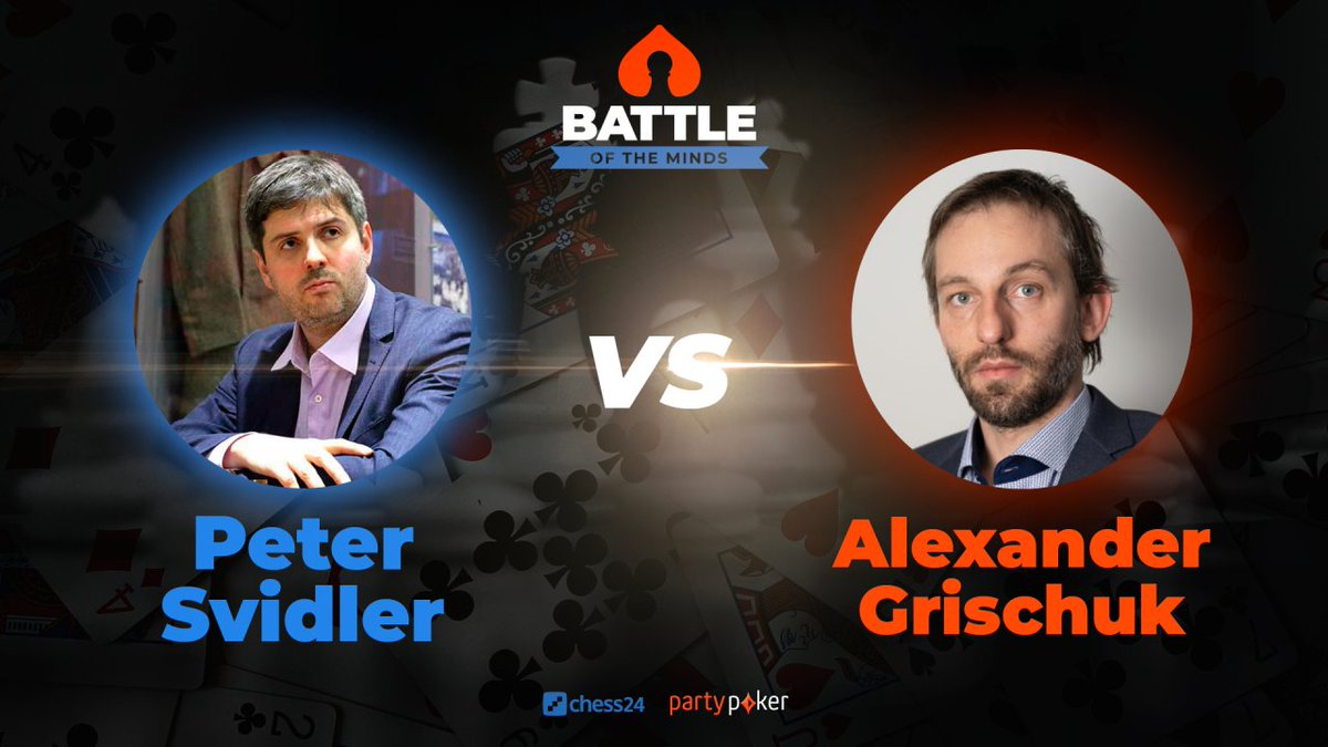 "test Twitter Media - Chess and poker are the two most competitive intellectual sports! During one week, renowned players will compete in a unique format mixing these two ""seated boxing"".  📰https://t.co/wey7k96XJF https://t.co/aHM0oxNUZ9"