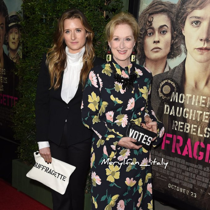 Happy birthday to the beautiful daughter of Meryl Streep Grace Gummer!