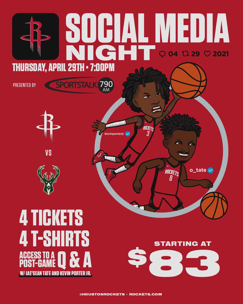 Come out to Social Media Night on Thursday! I'll be doing a postgame Q&A for those that grab the ticket package. Purchase at https://t.co/6UUcQxMqLe https://t.co/8xkC59bUvm