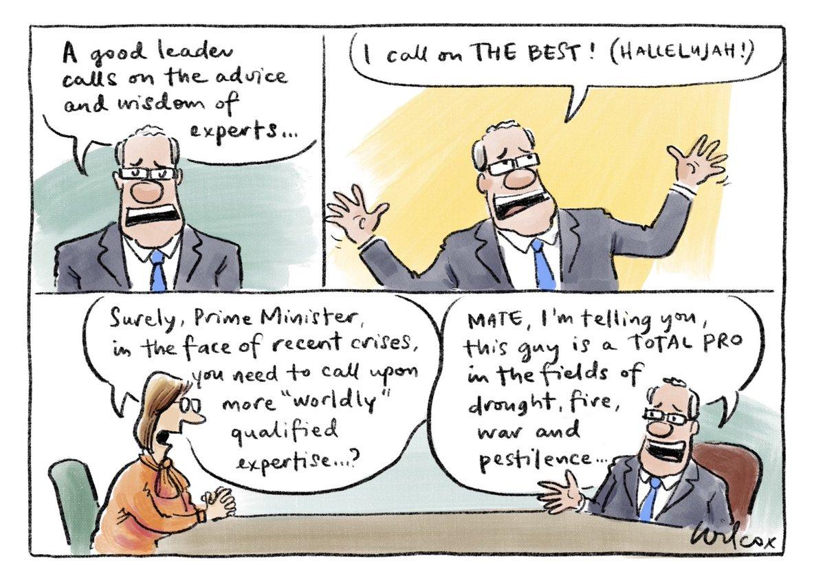 Expert advice. My @smh @theage cartoon. https://t.co/Z3vfgs2P3J