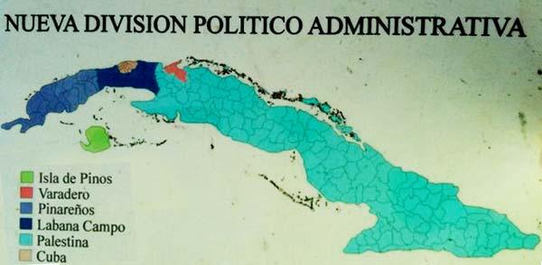 División de Cuba en la mente de algunos cubanos