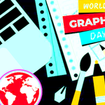 Image for the Tweet beginning: Happy World #Graphics Day (also