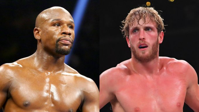 Logan Paul And Floyd Mayweather Affirm The Date For Their Huge Standoff, And Twitter Has Musings..