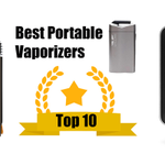 Image for the Tweet beginning: Top 10 Portable Weed Vaporizers