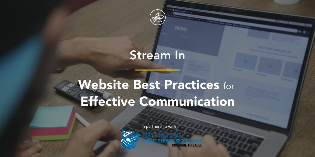 It's your last chance to register and join us tomorrow! All are welcome. If you want to learn more about making your website a more effective tool this webinar is for you!  Click here to register: https://t.co/s7tWj9FrHV #JoinUS #WebDev #FirstNations #BC