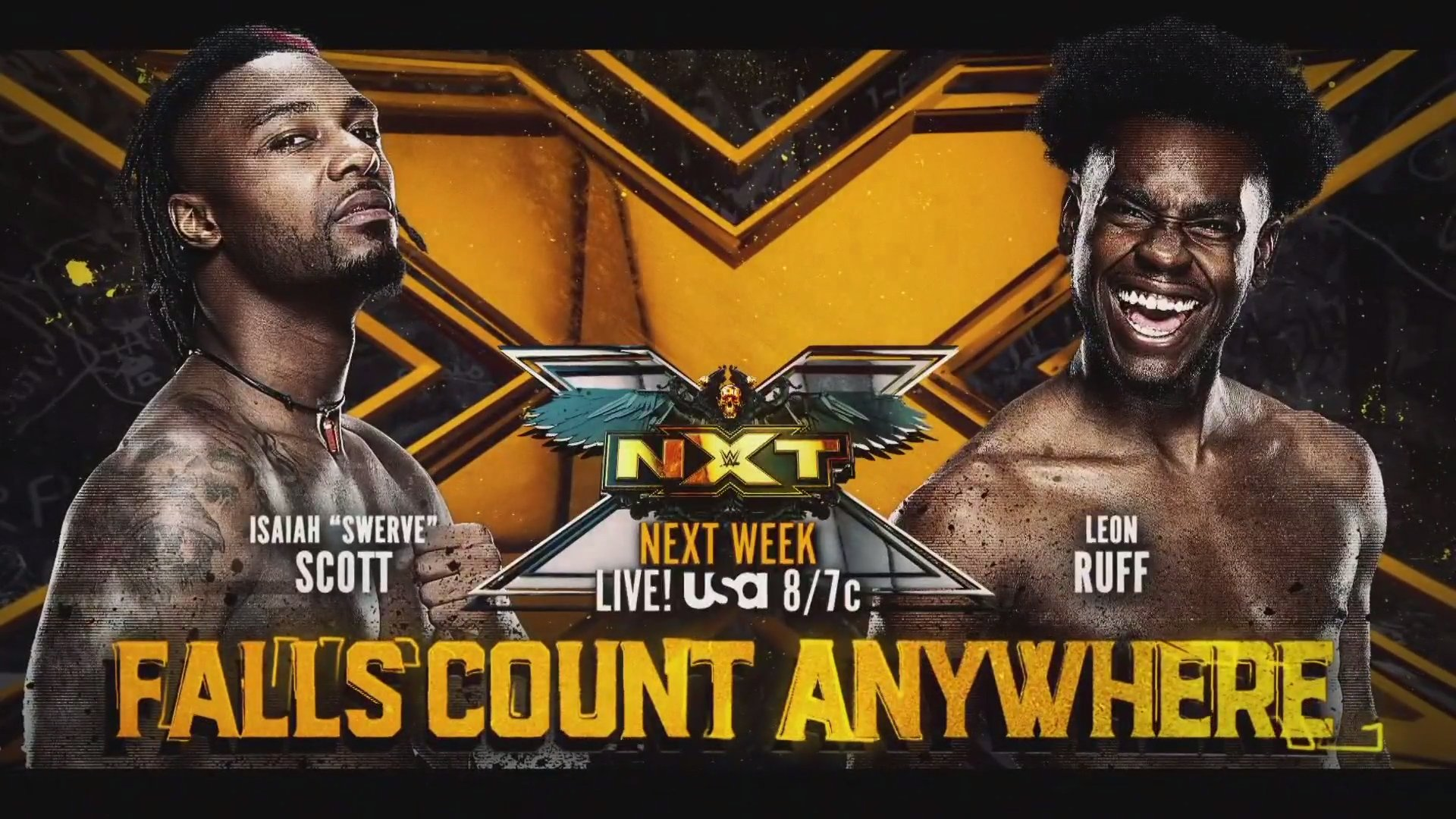 WWE NXT Results (27/04/2021): Huge Gimmick Matches Set For Next Week 1
