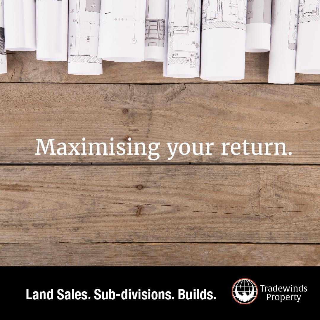 #realestate #landforsale #backyardgold #maximisereturn #subdivision #landsales https://t.co/Gr1soWLyDI