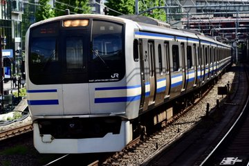 E217系Y-45編成廃車回送 初の東京総合車両センターで解体か