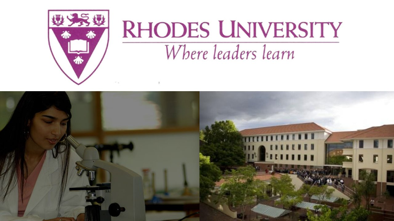 Rhodes University Postdoctoral Research Fellowships 2022, South Africa