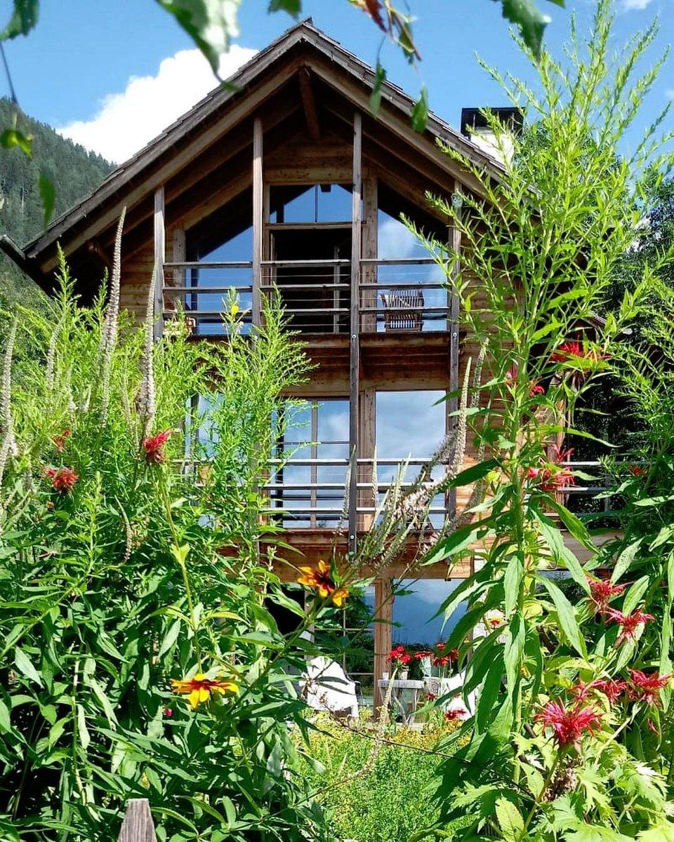 Vacanze benessere ai bagni alpini del Naturhotel L...