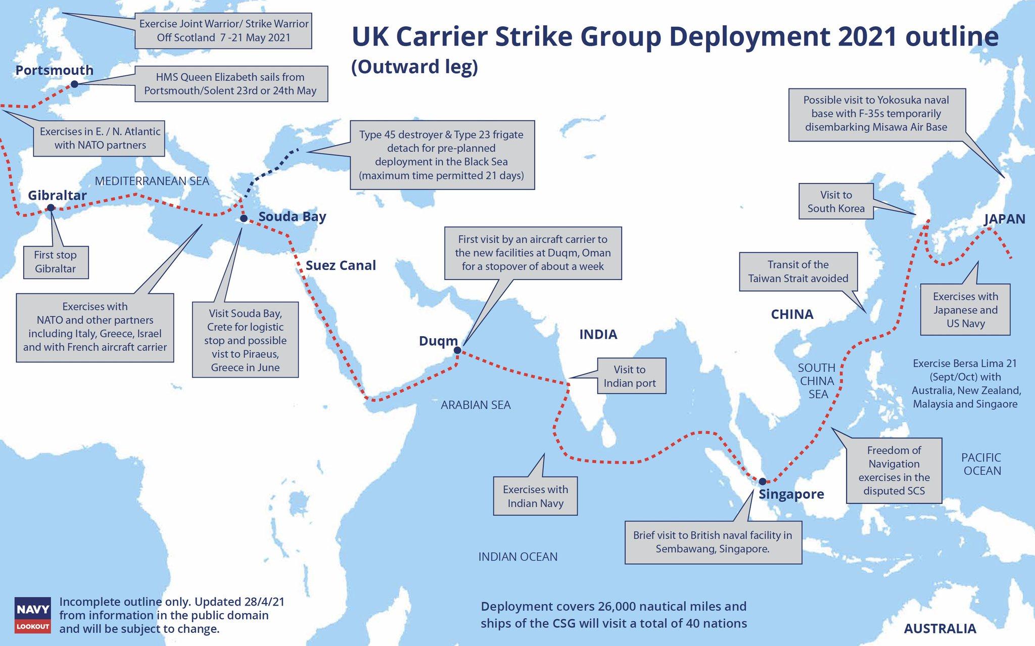 Royal Navy - Fleet Air Arm: News - Page 6 E0Dr8v3XMAUCTQ_?format=jpg&name=large