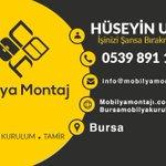Image for the Tweet beginning: Bursa Mobilya Kurulumu Servisi Bursa En