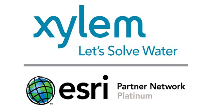 Xylem and @Esri partner to combine GIS, visualization, analytics, real-time data and deep industry knowledge to solve problems across the water cycle....