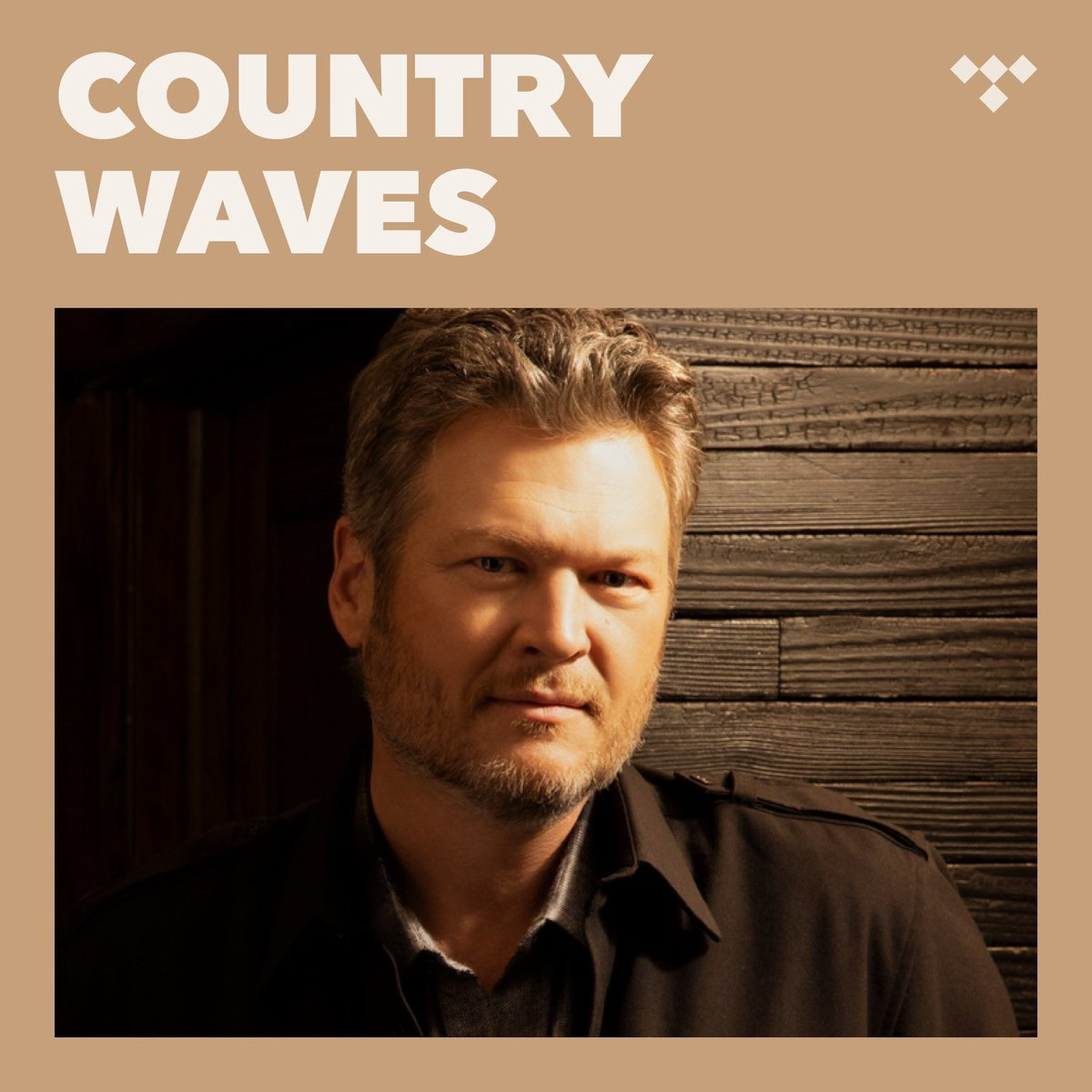 """Well look at that! Thank you for making me the cover of your """"Country Waves"""" playlist! Stream #BibleVerses on @TIDAL!"""