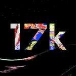Image for the Tweet beginning: 🎇 We are 17,000 Crearians!