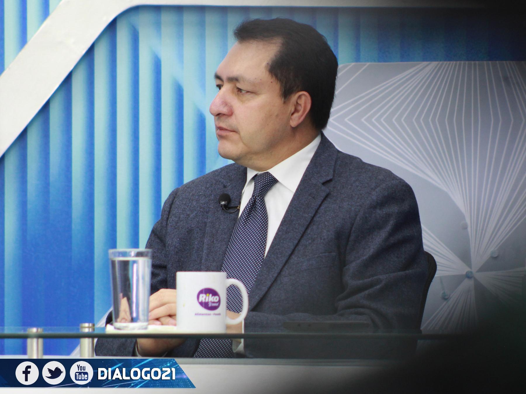 Mario Ponce: No he recibido nada para formar Comisión de Transición