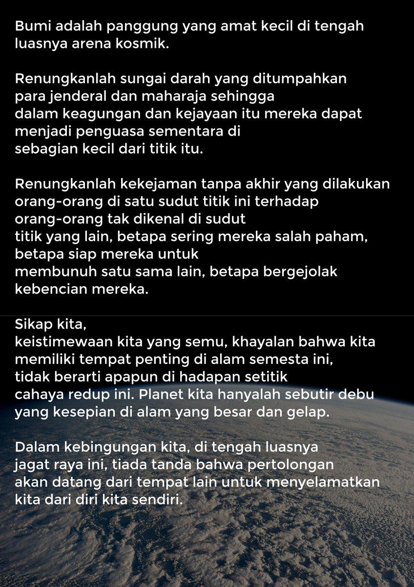 Wikipedia bahasa Indonesia auf Twitter