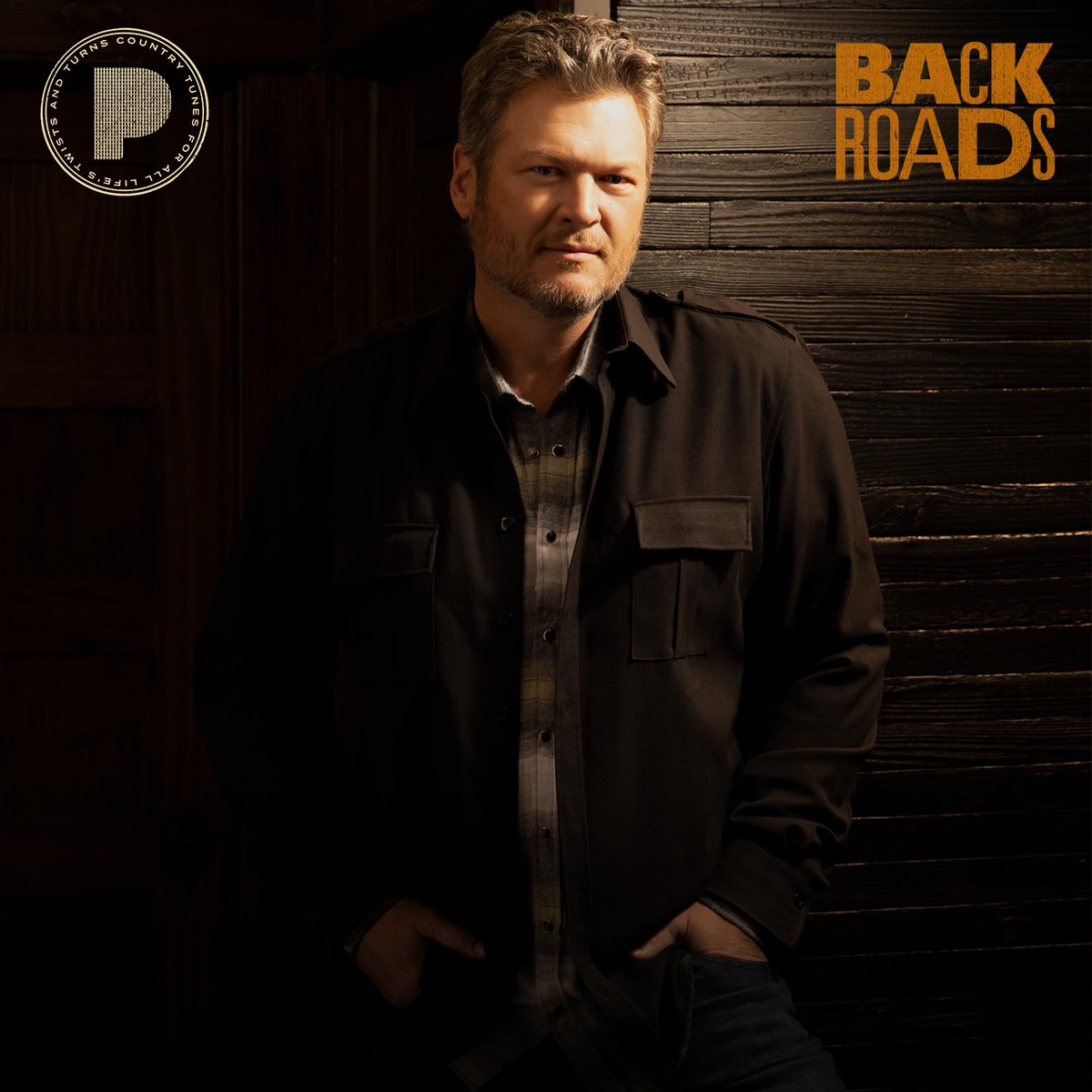 """Backroads are the best roads!!! Y'all listen to #BibleVerses on @pandoramusic's """"Backroads""""!!!!"""
