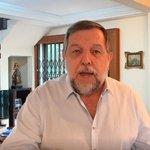 Image for the Tweet beginning: Senador @ArnsFlavio é contra volta