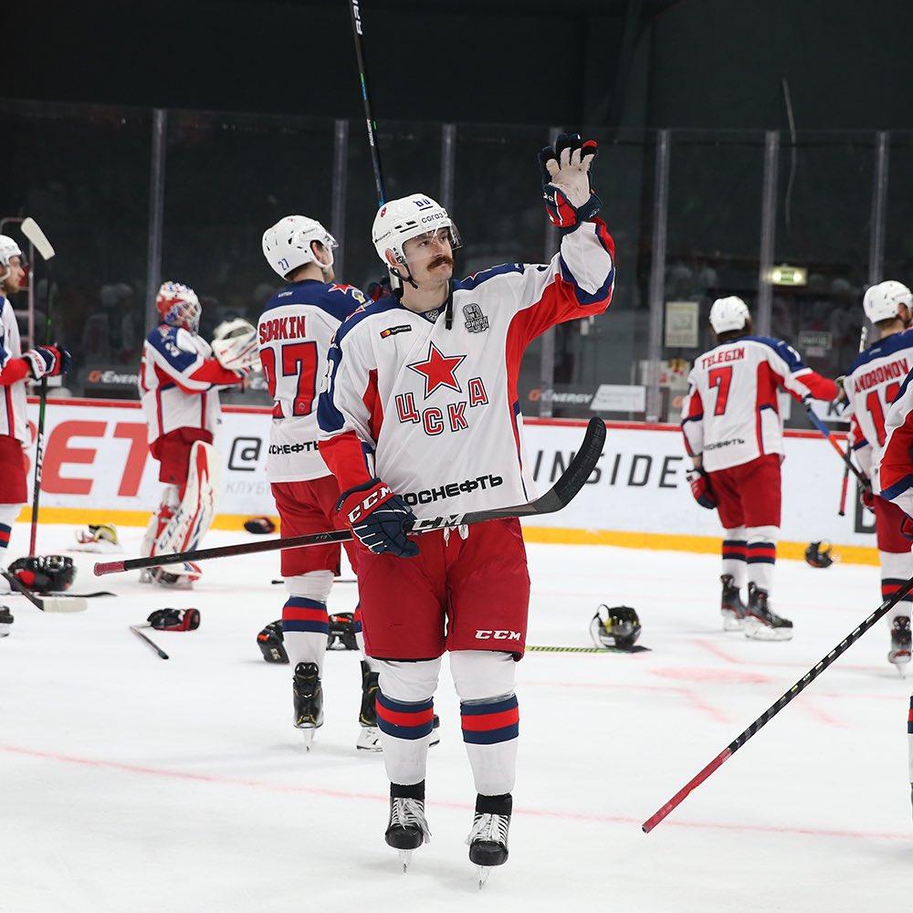 новости хоккейного клуба цска москва последние