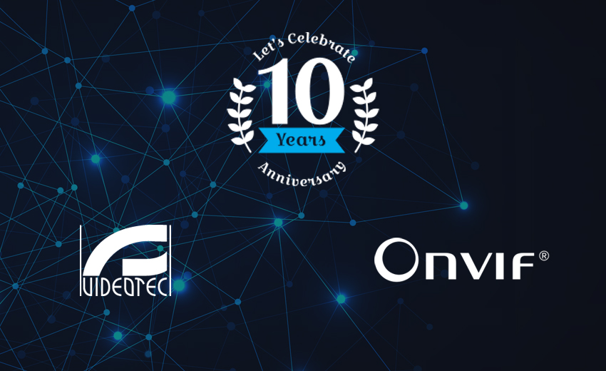 Congrats on this milestone to @videotec! #TeamONVIF