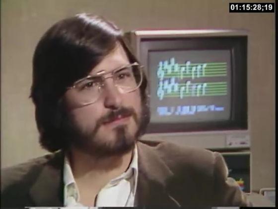 test ツイッターメディア -【1981年】当時25歳の若きスティーブ・ジョブズにインタビューした貴重な映像が公開中https://t.co/IfcaRf79Ubメガネを外すとインタビュアーに「かけてください」と言われ急いでかけ直す場面や、スタッフらをねぎらう様子など、編集後の本編では見られない素顔も。 https://t.co/D7lKR6qk2O