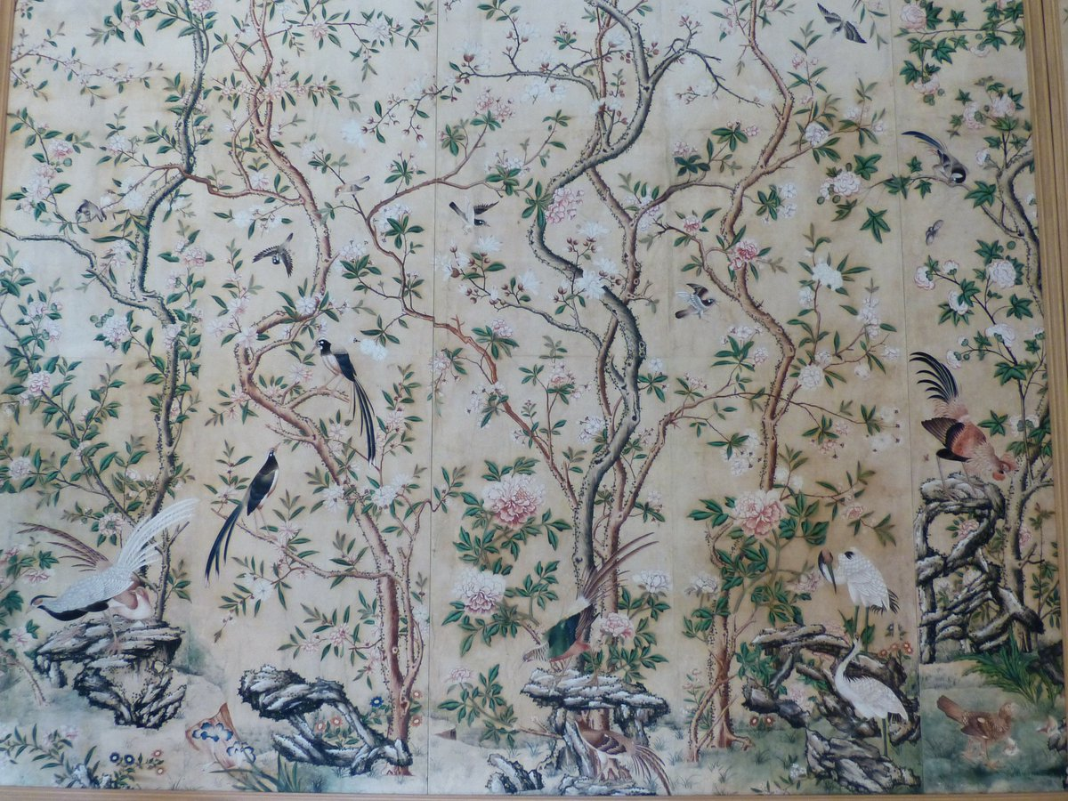 """test Twitter Media - """"when I tell Arji I'm meant to be writing Chinese wallpaper poems but don't know what to write he deeply empathises"""" from 'Dazzling Blue' Hannah Lowe in Poetry Review Autumn 2019 Join @PoetrySociety prompts for #NaPoWriMo 2021 Day 29's prompt is: Chinese Wallpaper https://t.co/eGpInMl6hG"""
