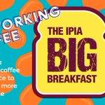 Image for the Tweet beginning: We're sponsoring the IPIA Big
