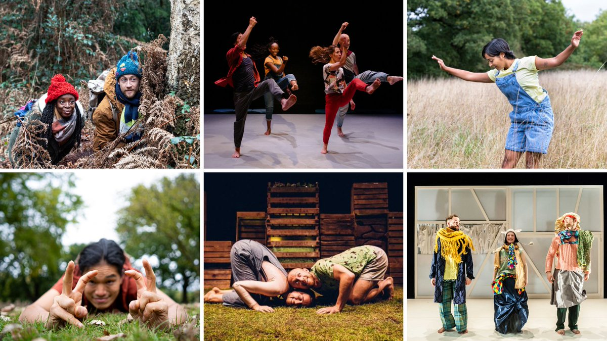 On International Dance Day we want to celebrate the brilliant dancers we work with! Their openess, generosity & playfulness help us turn ideas into reality, & they each bring something unique & special to our team.   #DanceRising #IDD2021