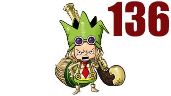 One Piece: Bảng xếp hạng 200 nhân vật được yêu thích nhất 2021 Phần 2  15