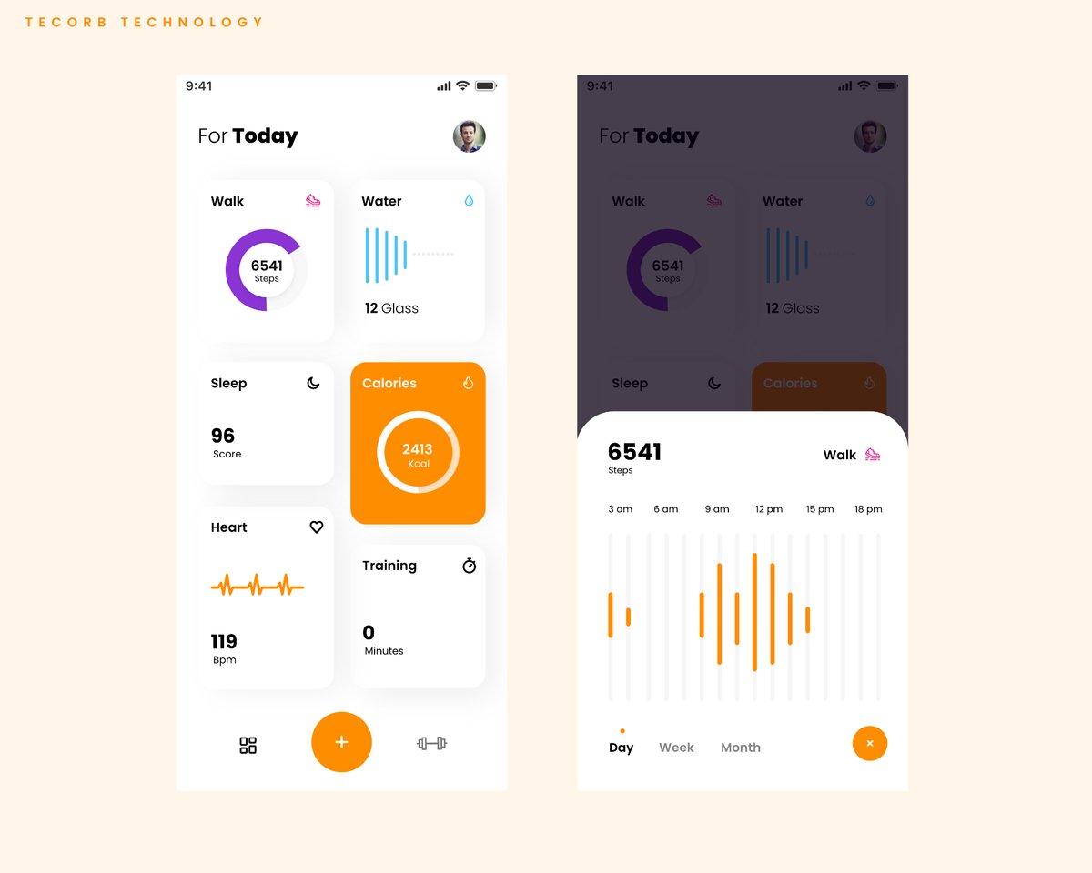 What are the top 5 mobile application development companies?...#fitnessapp #fitnesstracker #mobileapps #app #androidapp #appdevelopment #iosapp #ios #Android #androidapp #design #uiuxdesign #uiux #userinterface #userexperience #Tecorb