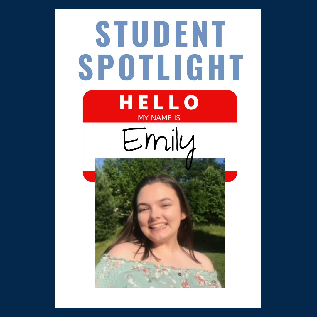 Congrats to #Laurel resident Emily!