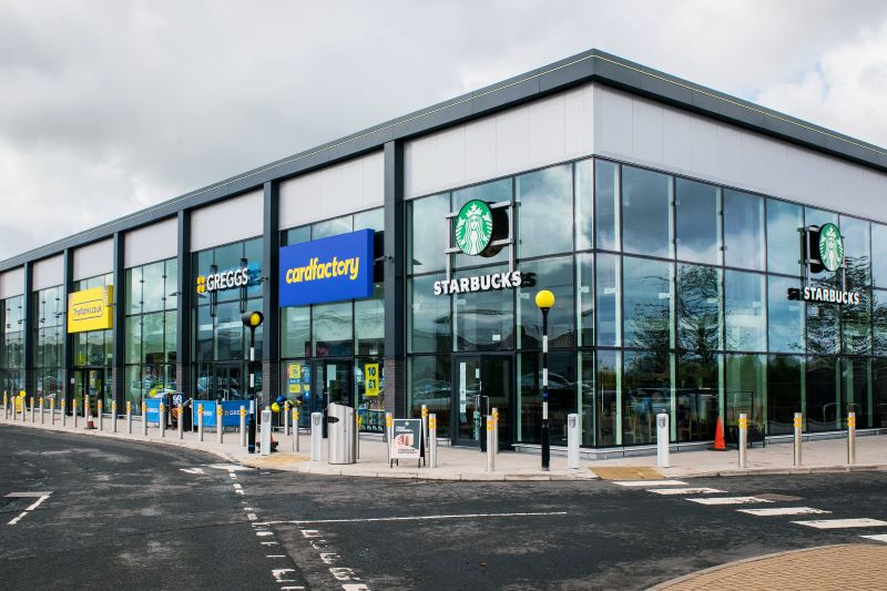 Image for the Tweet beginning: We've welcomed five new stores