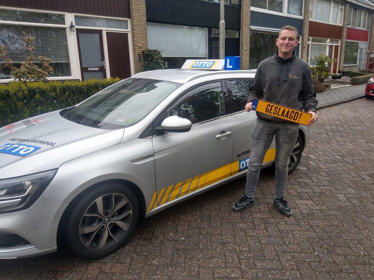 test Twitter Media - Thomas van Gent, van harte gefeliciteerd met je rijbewijs! Nu lekker zelfstandig op weg. https://t.co/Z8m6p1JR28