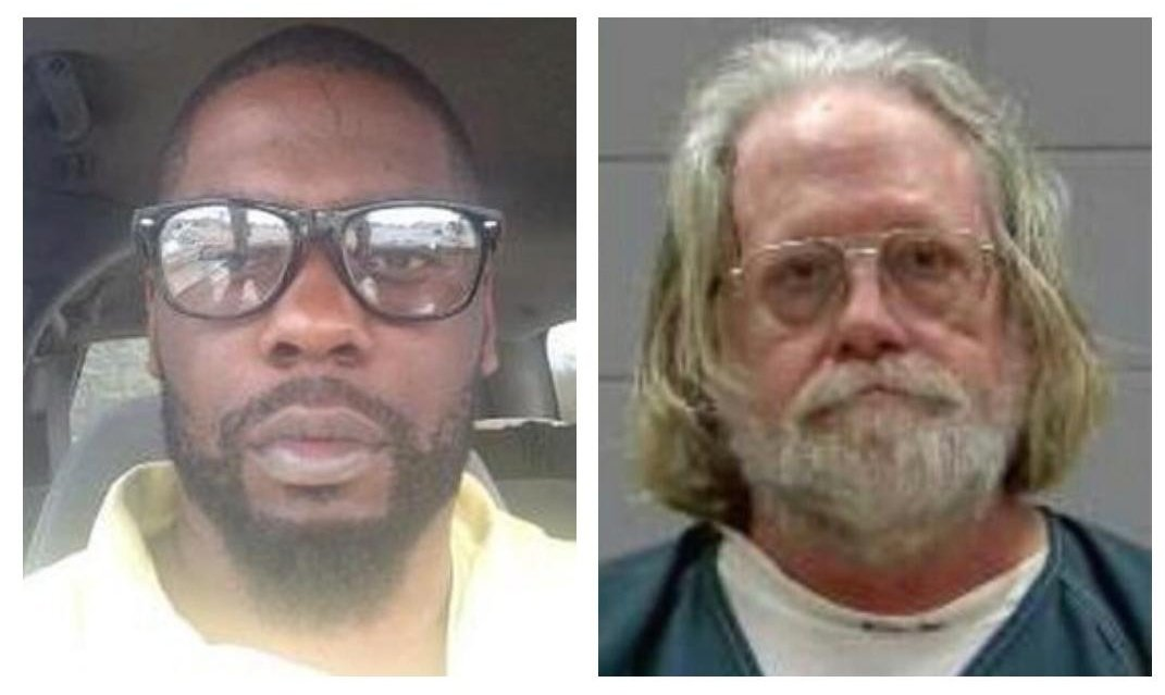 Andrew Brown Jr. was killed by North Carolina police as he was driving away. They delivered a fatal shot to the back of his skull.   Luke Alvin Oeltjenbruns assaulted a retail worker, rammed into a police car, hit a cop with a hammer, & arrested without incident.   #TwoAmericas https://t.co/Go8PCV8hQM