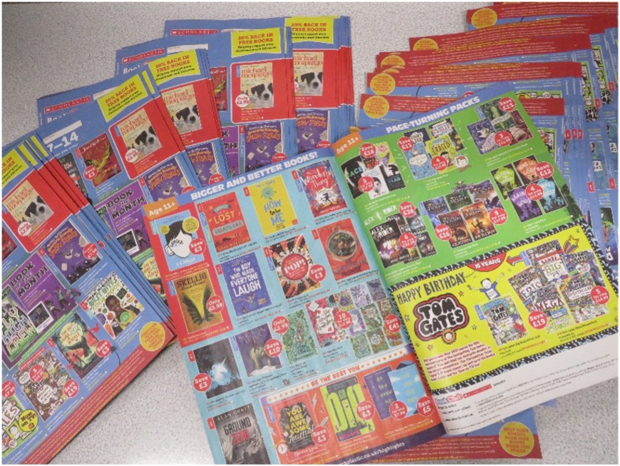 ✨Our new Scholastic Book Club is up and running✨! Visit: https://t.co/6p36YEgt66 to browse the latest books and order online.  📚For every £1 you spend on this month's Book Club, our school will earn 20p in Scholastic Rewards. Please place your order online by May 7th, 2021.