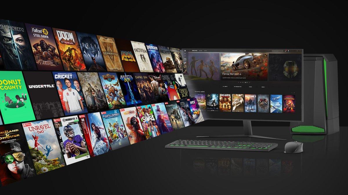 Xbox Sverige على تويتر Age Of Empires Iv Multiplayer Cross Play Och Cross Progression Stod I Halo Infinite Xbox Cloud Gaming On Pc 100 Spel Har Lagts Till Xbox Game Pass For Pc Hittills