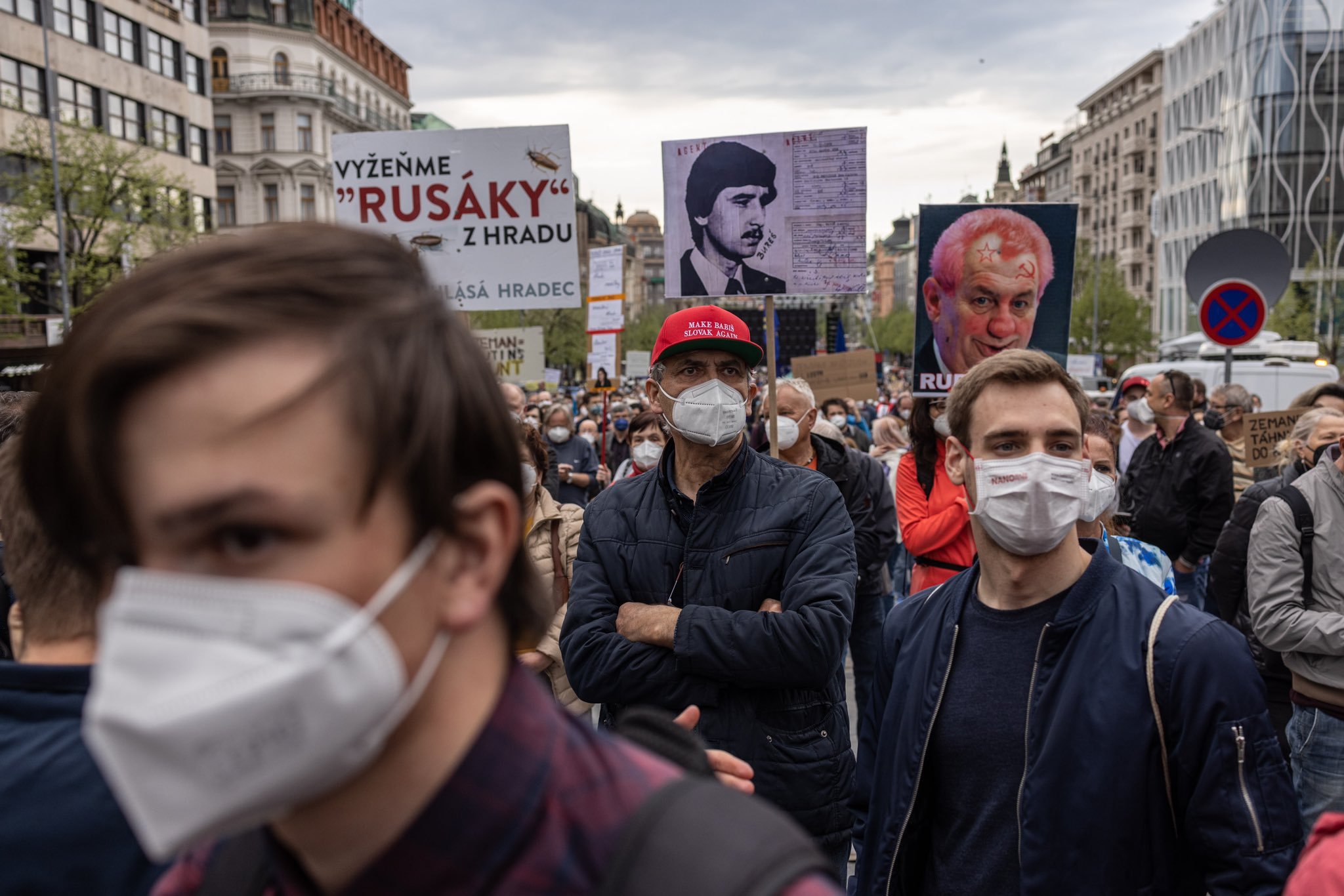 Češki senat planira suditi proruskog predsjednika za veleizdaju E0KjCmFXIAEdvQz?format=jpg&name=large