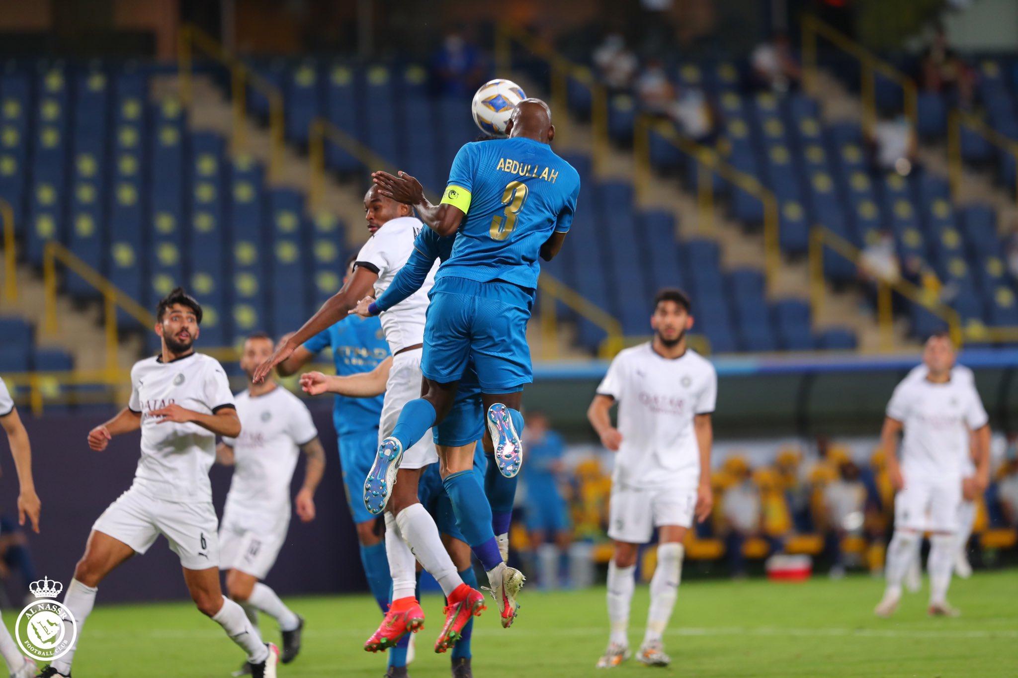 النصر يحسم قمة مباريات آسيا أمام السد القطري ويتأهل  إلى دور الـ16 بدوري أبطال آسيا