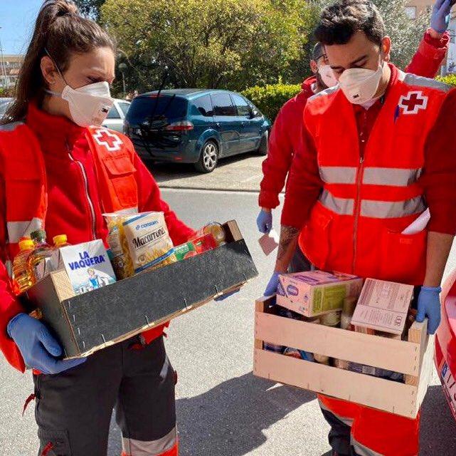 Foto cedida por Cruz Roja