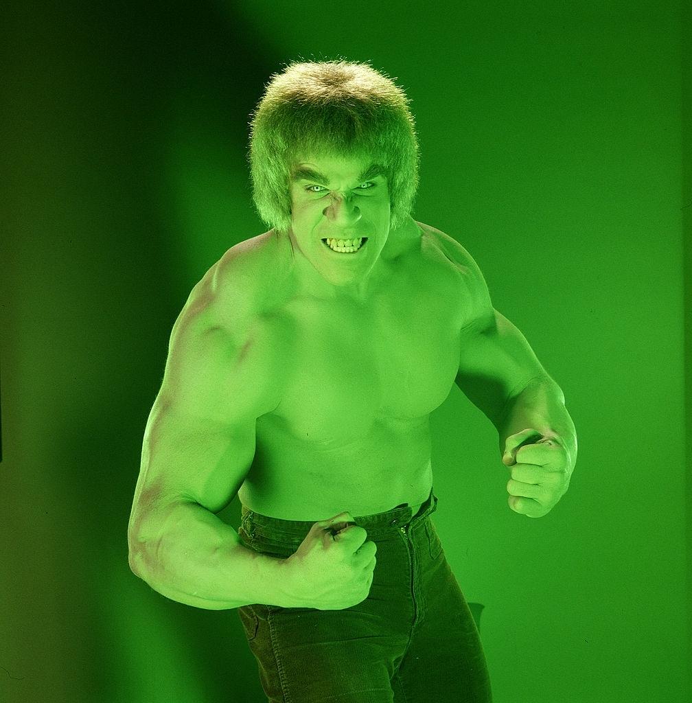 incredible hulk tv show - HD2400×2439