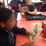Image for the Tweet beginning: Look at Year 3 reading