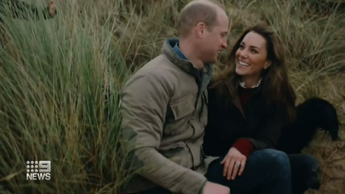 @9NewsMelb's photo on Prince William