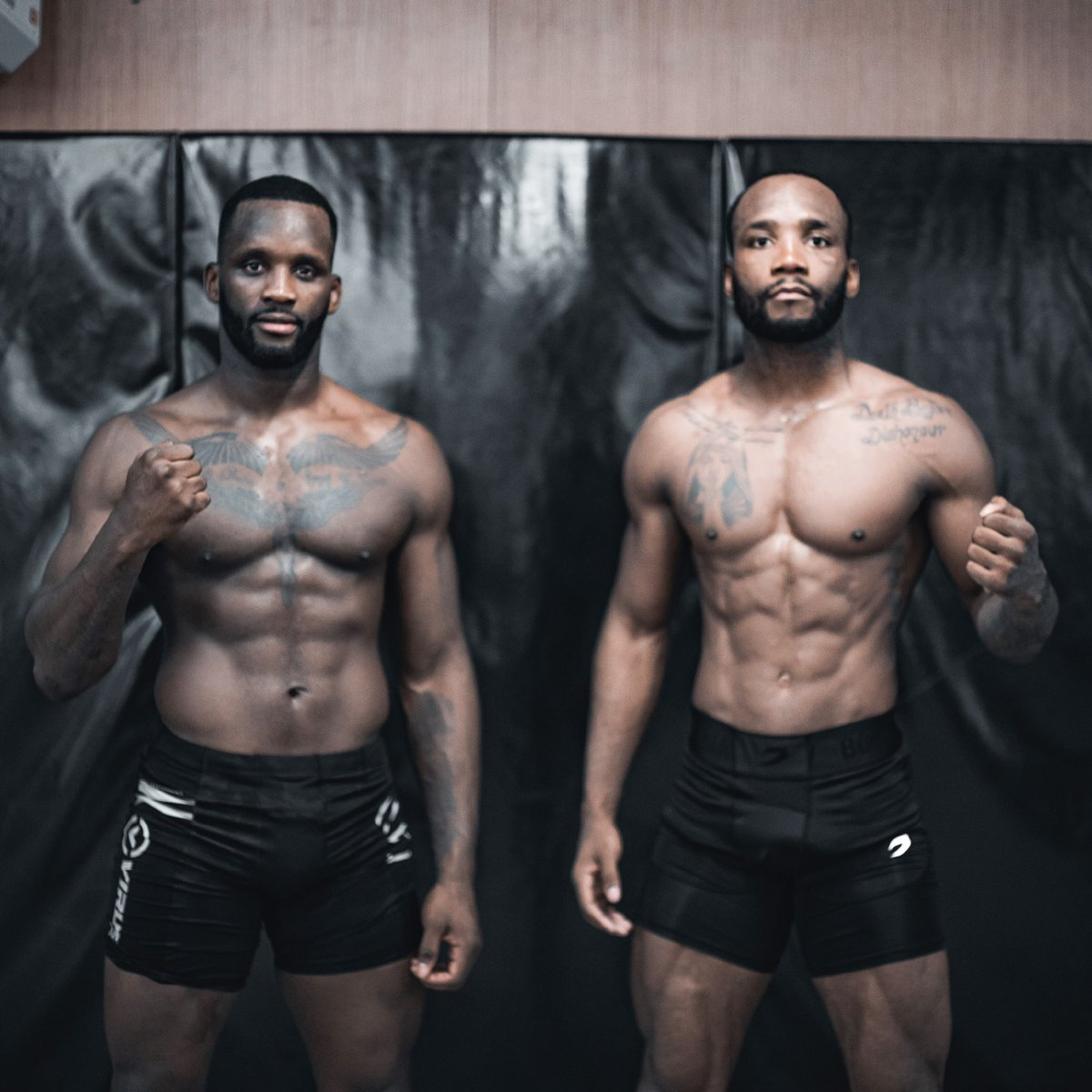 Team Edwards  Back to Back week in 🇺🇸 we're going to put on a master class @leon_edwardsmma https://t.co/cenfCEF4GX