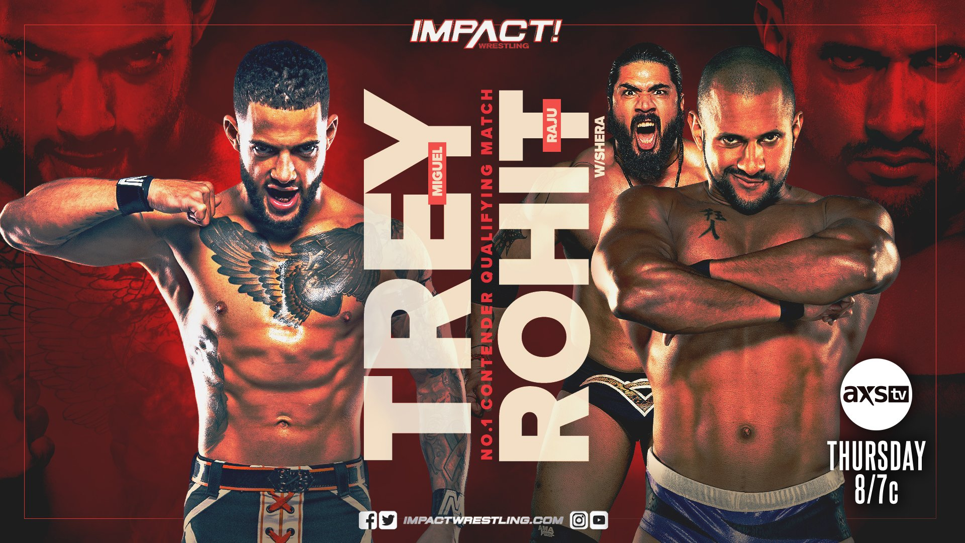 Brace For IMPACT for 5/6/21