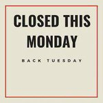 Image for the Tweet beginning: School is closed on Monday