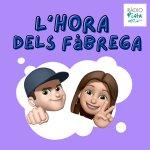 Image for the Tweet beginning: ➡Programa ⬅ 💞  Que comença @horadelsfabrega    Compartir