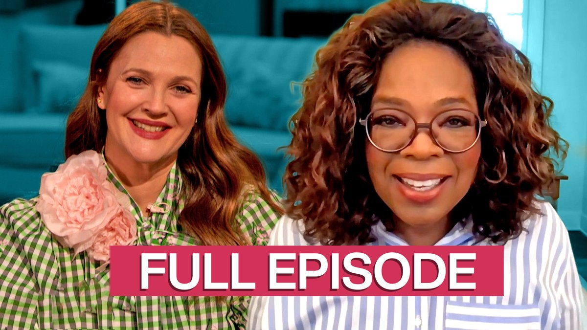 Today's show was one for the books! 🎉 Watch the full episode with @Oprah, Dr. Bruce Perry, @dionnewarwick & @ChefRoyChoi TONIGHT at 6pm ET: