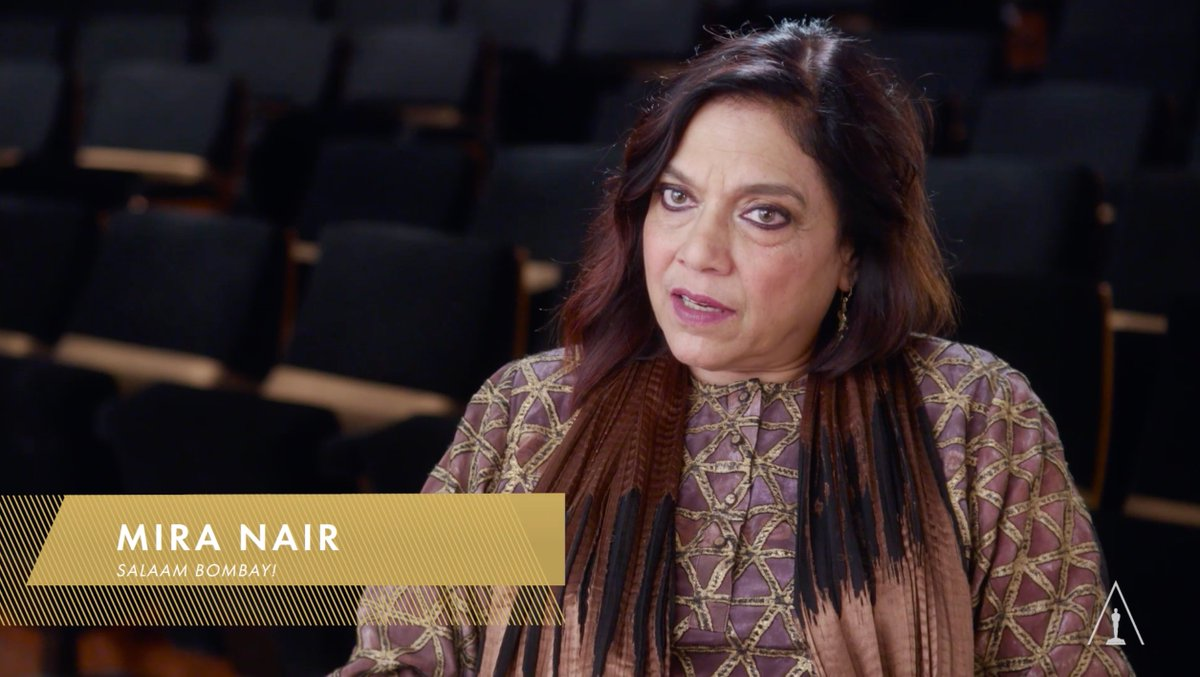 Director Mira Nair describes growing up near the ancient temples of Orissa (now known as Odisha) in Eastern India. This unique, almost magical environment, rich in indigenous cultural tradition, inspired her creativity and interest in imaginative storytelling. #APAHM