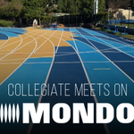 Image for the Tweet beginning: Among this weekend's outdoor meets